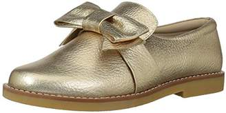 Elephantito Girls' Slip-in with Bow Oxford Flat