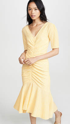 STAUD Panier Dress