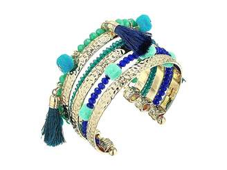 Lilly Pulitzer Nom De Plume Layered Cuff