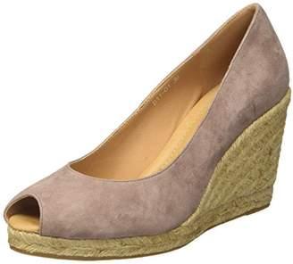 feb35e50e2d3 Cinti Women D11-01 High Heels Beige Size
