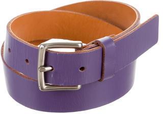 Yohji Yamamoto Leather Waist Belt $75 thestylecure.com