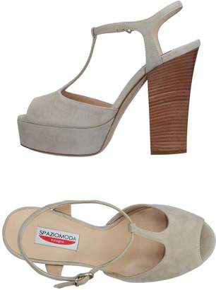 SPAZIOMODA Sandals - Item 11342668XU