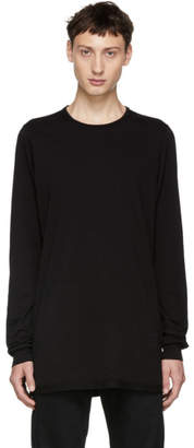 Rick Owens Black Level Long Sleeve T-Shirt