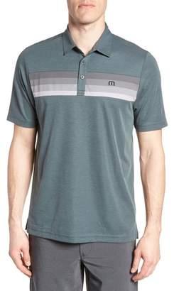 Travis Mathew Expat Regular Fit Polo Shirt