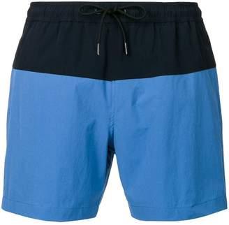 Theory Cosmos swim shorts