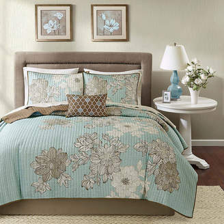 Brady Madison Park Coverlet Complete Set with Sheets