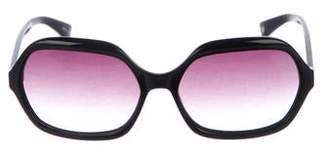Paul Smith Square Gradient Sunglasses