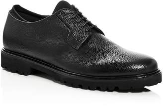 Theory Keaton Lace Up Derbys $395 thestylecure.com