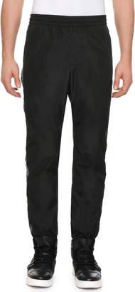 Versace Men's Side-Stripe Track Pants