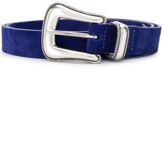 B-Low the Belt Western buckle belt