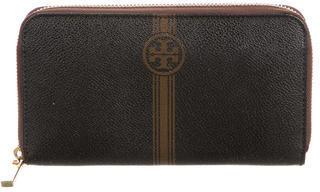 Tory BurchTory Burch Leather Logo Wallet