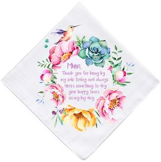 Keepsake The Hankie Company Mother of the Bride Wedding Gift Hankie Favour