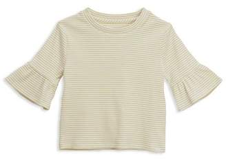 Sovereign Code Girls' Grace Striped Bell-Sleeve Tee - Big Kid