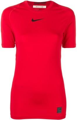 Alyx Nike swoosh T-shirt