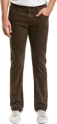 AG Jeans The Matchbox Sulfur Dark Oakwood Slim Straight Leg