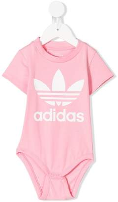 adidas Kids logo print body