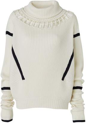 Palmer Harding Lateral wool jumper
