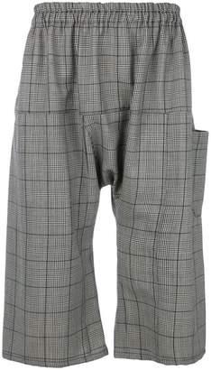Raf Simons oversized bermuda shorts