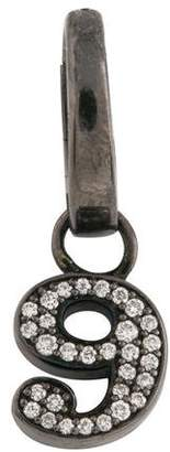 Ippolita Diamond '9' Charm