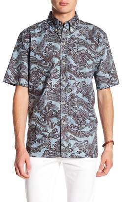 Reyn Spooner Pailolo Channel Printed Classic Fit Shirt