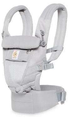 Ergobaby Adapt Cool Air Mesh Newborn to Toddler Baby Carrier