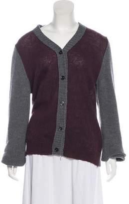 Marni Alpaca Knit Cardigan