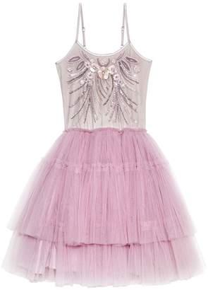 TUTU DU MONDE - Girl's Spring Beauty Tutu Dress