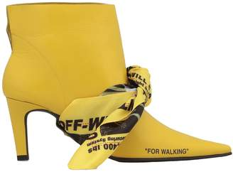 Off-White Off White For Walking Ankle Boot