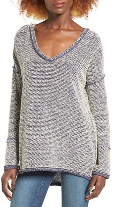 Women's O'Neill Eos Cotton Sweater $49.50 thestylecure.com