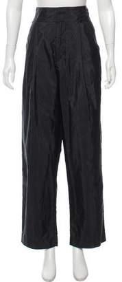 Isabel Marant High-Rise Wide-Leg Pants