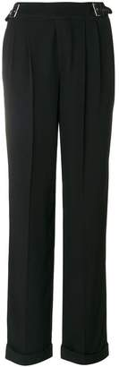 Tom Ford buckle detail trousers