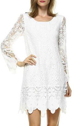 lori + mari Lace Shift Dress