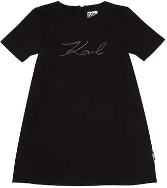 Karl Lagerfeld Milano Jersey Dress