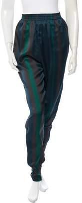 Lanvin Silk Pants