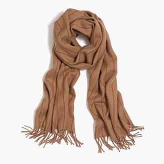 J.Crew Striped scarf
