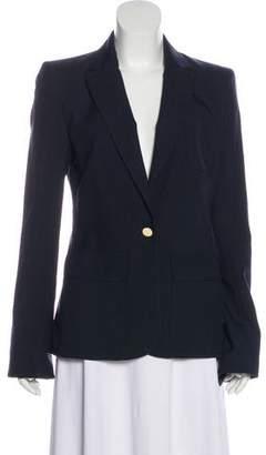A.L.C. Wool & Mohair-Blend Structured Blazer