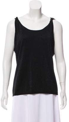 Magaschoni Sleeveless Knit Top