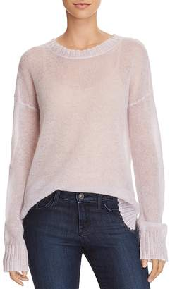French Connection Miri Sheer Knit Sweater