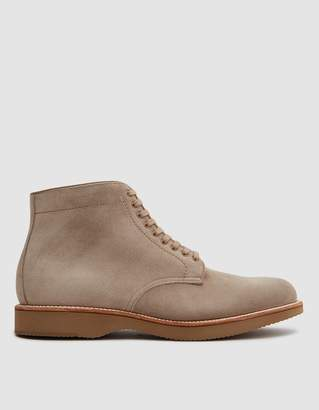 Alden Colonial Plain Toe Boot