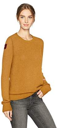 Freecity Women's Cashmere Electric Space Crewneck