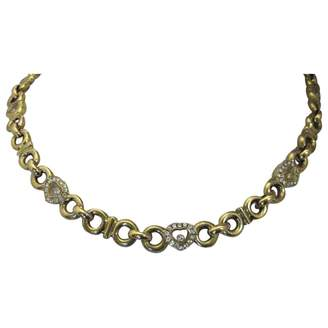 Chopard Happy Diamonds Yellow Yellow gold Necklace