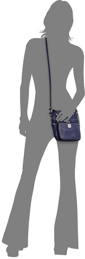 Giani Bernini Handbag, Pebble Leather Crossbody Bag, Small 2