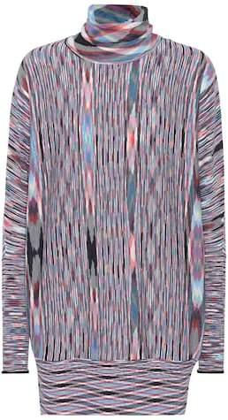 Missoni Striped wool dress
