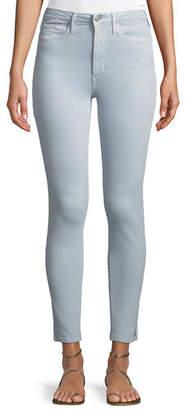 Joe's Jeans Charlie Mid-Rise Skinny-Leg Jeans