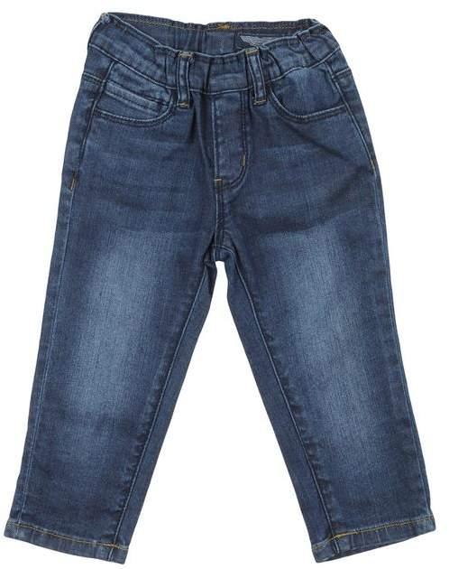ASTON MARTIN Denim trousers