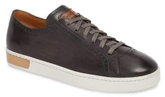 Magnanni Juniper Brogued Low Top Sneaker