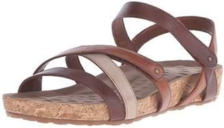 Walking Cradles Women's Pool Flat Sandal
