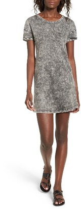 Women's Rvca Topped Off Open Back T-Shirt Dress $45 thestylecure.com