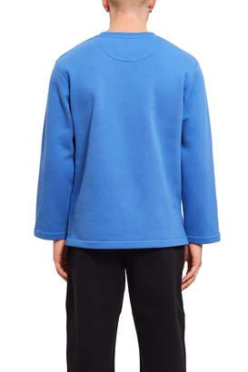 Burberry Reissued Jersey Sweatshirt