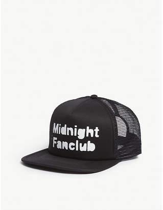 98cae5921bf MIDNIGHT STUDIOS Mesh snapback cap
